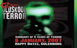 P.O.R.N. Oldskool terror @ Happy dayzz 06-01-2007