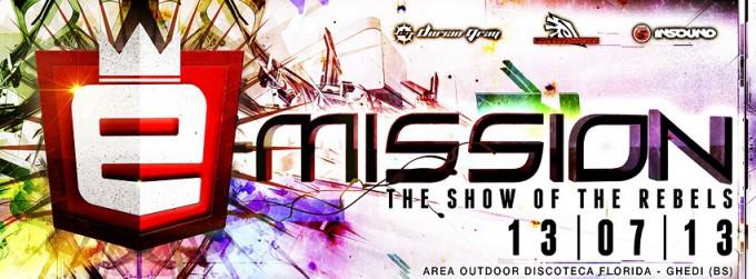 E-Mission Festival // 13-07-2013 // N.e. Tunes invites P.O.R.N. to Italy!